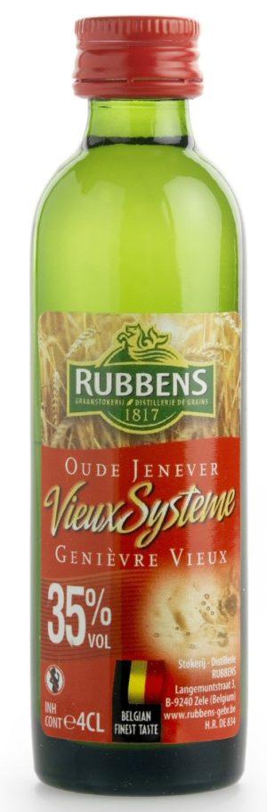 Vieux-Systeme Genièvre 35% - 4cl