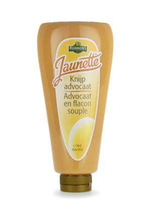 Flacon Jaunette Avocat 15% - 70cl