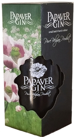 Papaver Gin 40% - 70cl