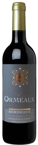 Les Ormeaux Bordeaux Supérieur rouge 2016