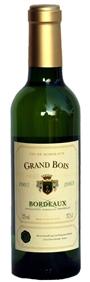 3/8 Grand Bois Blanc Bordeaux 2013 - 37cl