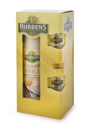 Boite Cadeau 3/4 Vanile 20% - 70cl