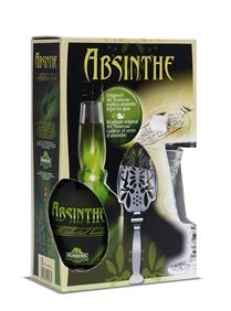 Cadeau 1/2 Absinthe 51% - 50cl