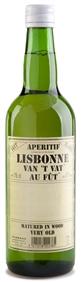 Lisbonne Blanc 17% Au Fut - 75cl