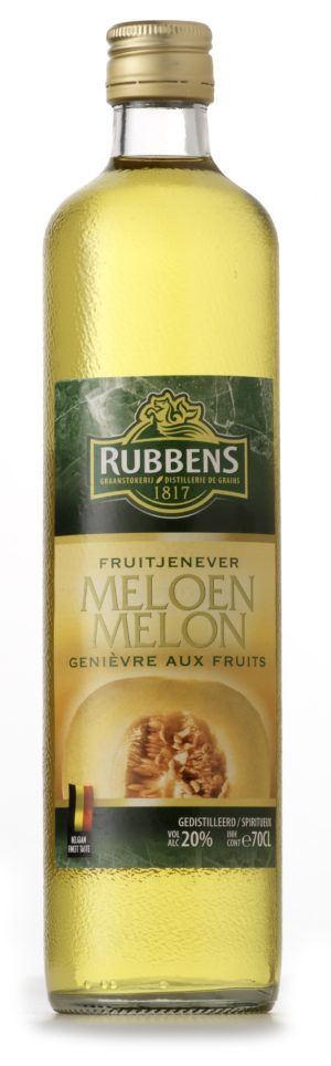 3/4 Genièvre De Melons 20% - 70cl