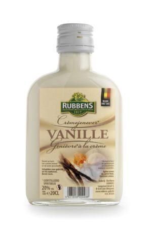 1/5 VanilleGenièvre 20% - 20cl