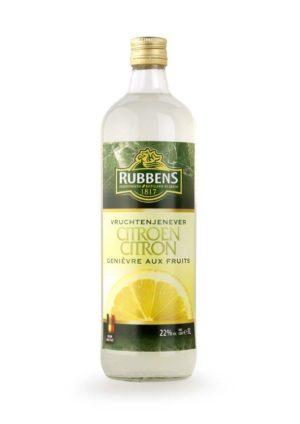 Genièvre Au Citron 22% - 1L