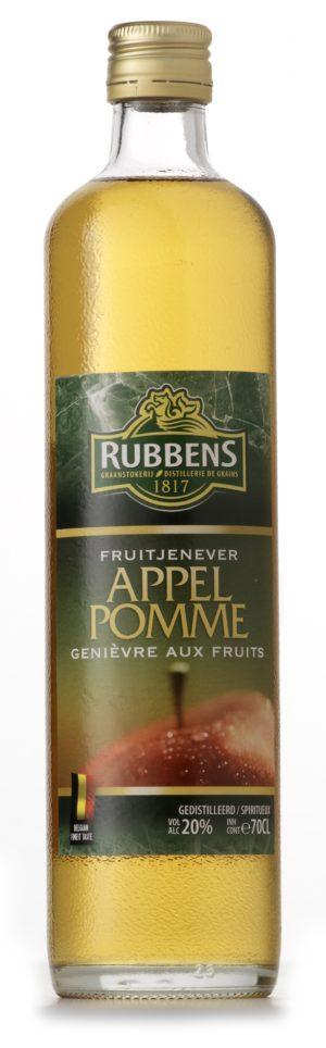 Eau De Vie De Pommes 20% - 70cl