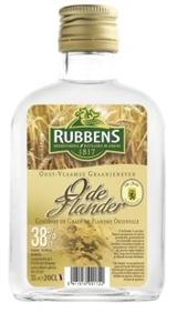 1/5 O'De Flander 38% Genièvre Grain - 20cl