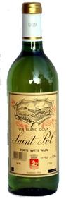 St.Pol Vin Blanc Sucre 12% - 75cl