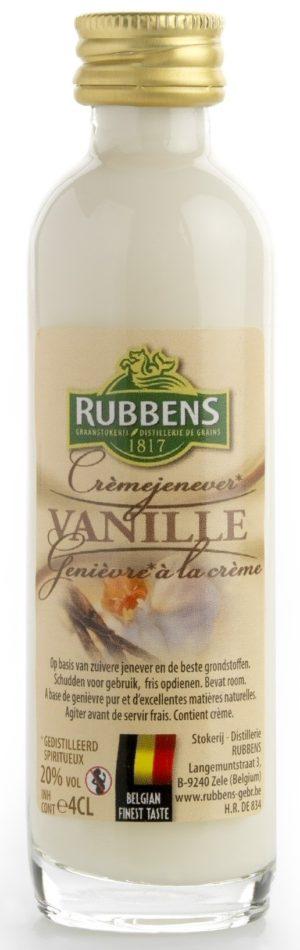 Genièvre De Vanille 20% - 4cl