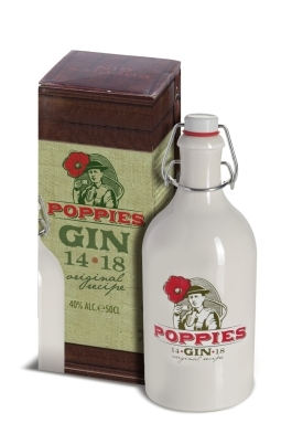 Poppies Gin 40% - 50cl