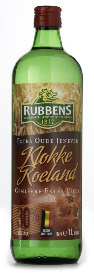 Klokke Roeland Jenever 30% - 1L