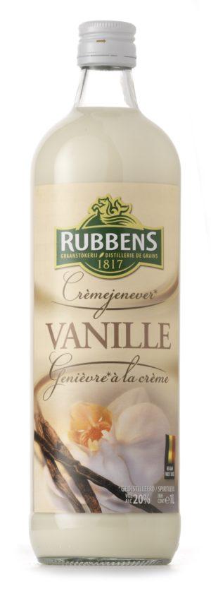 Vanille Jenever Rubbens 20% - 1L