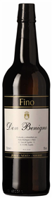 Sherry Fino 15% Don Begnino - 75cl