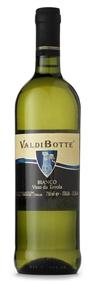 Valdibotte Witte Wijn - 75cl