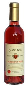 3/8 Grand Bois Rose Bordeaux 2014 - 37cl