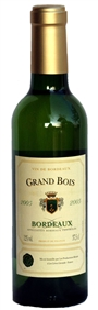 3/8 Grand Bois Wit Bordeaux 2013 - 37cl