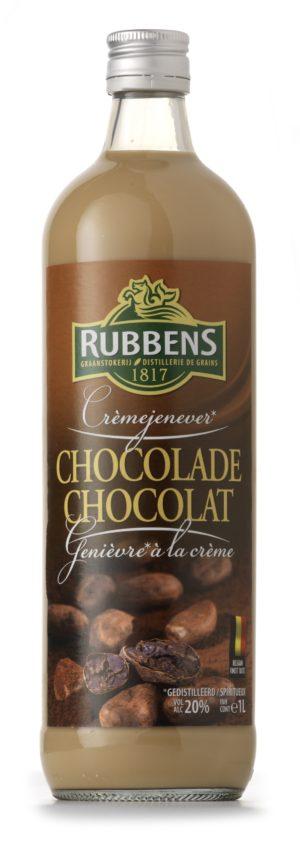 Chocolade Jenever 20% - 1L