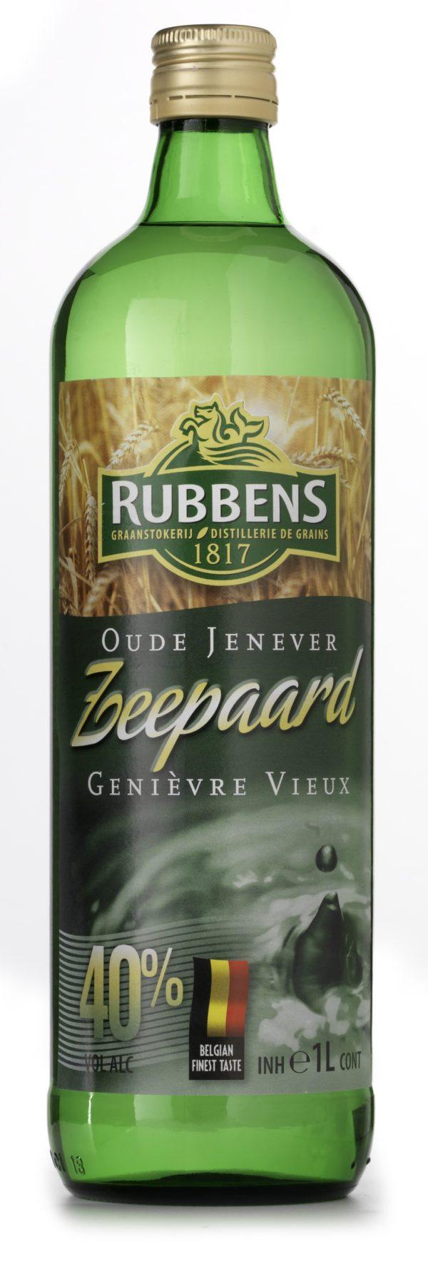 Zeepaard Oude Jenever 40% - 1L