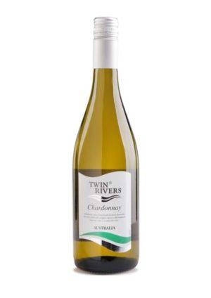 Chardonnay Twin Rivers 12% - 75cl