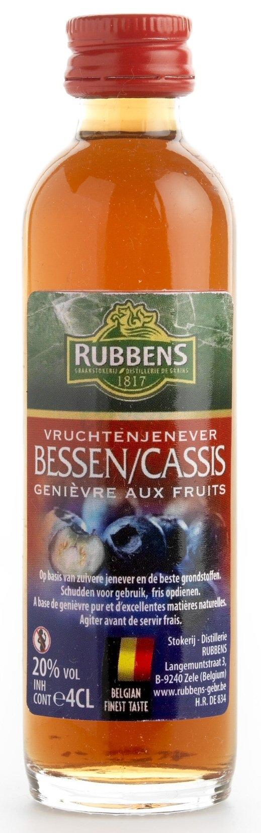 Bessen Jenever 20% - 4cl