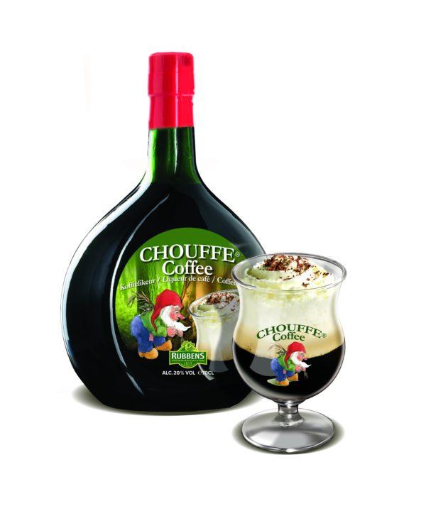 3/4 Chouffe Coffee 20% - 70cl
