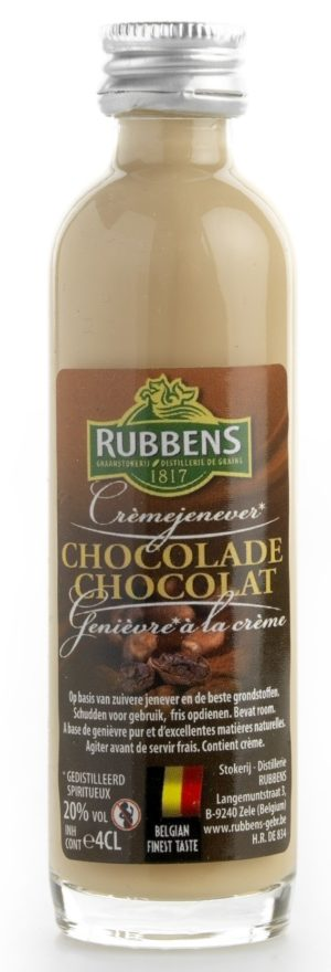 Chocolade Jenever 20% - 4cl