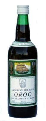 Grog Rhum Op Wijn 15% - 75cl