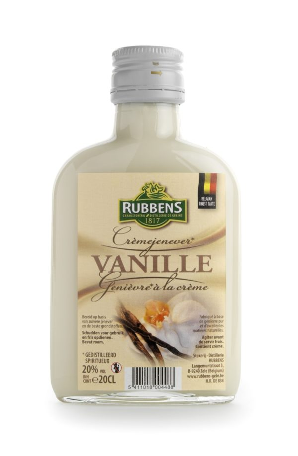 1/5 Vanille Jenever 20% - 20cl