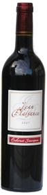 Cabarnet Sauvignon Rood 2013 Plaisance - 75cl