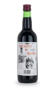 Aperitief De Mons Rood 17% - 75cl