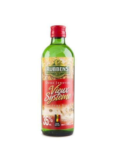1/2 Vieux-Systeme 35% Gen. Fles - 50cl