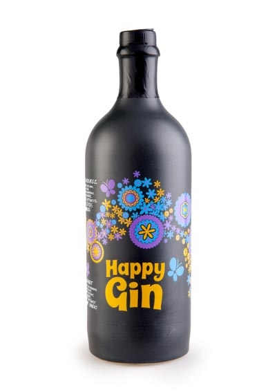 Happy Gin 40% - 70cl