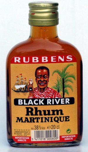 1/5 Rhum Martinique 38% - 20cl