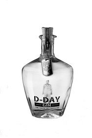 D-day gin 40,44% - 70 cl