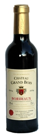 3/8 Grand Bois Rood Bordeaux 2016 - 37cl