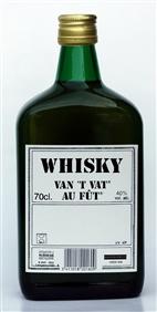 Whisky 40% van tVat - 70cl