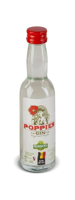 Poppies Gin 40% - 4cl