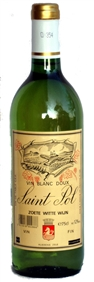 St.Pol Zoete Witte Wijn 12% - 75cl
