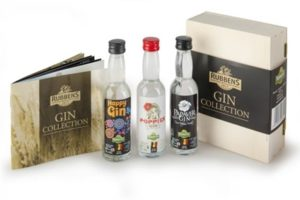 GIN COLLECTION 40% - 3 x 4cl