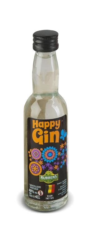 Happy Gin 40% - 4cl